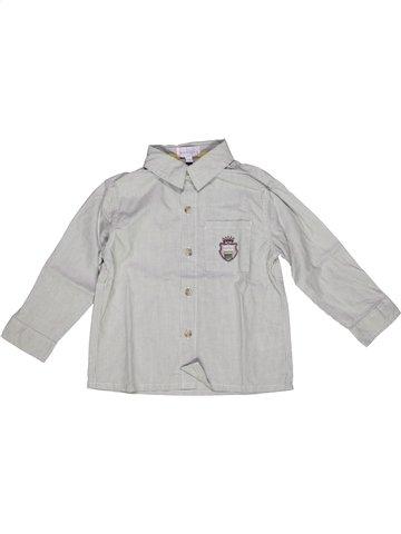 Camisa de manga larga niño NATALYS blanco 3 años invierno #1015151_1