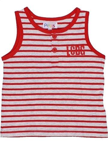 Camiseta sin mangas niña LA COMPAGNIE DES PETITS rojo 2 años verano #1021859_1