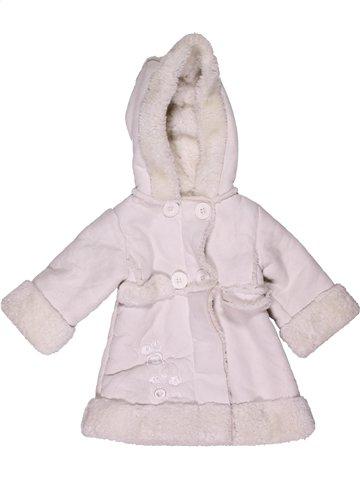 Abrigo niña KIMBALOO violeta 6 meses invierno #1031143_1