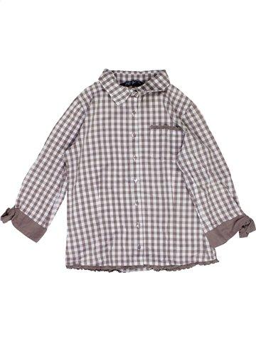 Blusa de manga larga niña LILI GAUFRETTE violeta 10 años invierno #1052390_1