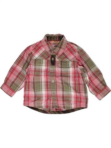 Camisa de manga larga niño TIMBERLAND marrón 2 años invierno #1056927_1