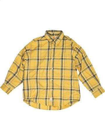 Camisa de manga larga niño TIMBERLAND verde 8 años invierno #1077743_1