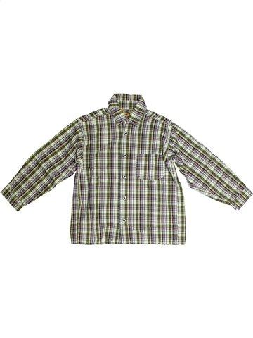 Camisa de manga larga niño TOUT COMPTE FAIT gris 8 años invierno #1091626_1
