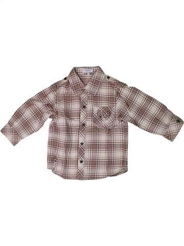 Camisa de manga larga niño ALPHABET beige 18 meses invierno #1096369_1