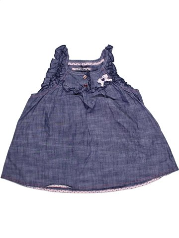 Robe fille CHIPIE bleu 3 ans hiver #1098360_1