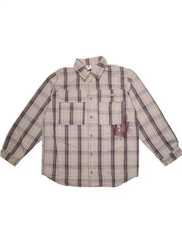Camisa de manga larga niño ABSORBA violeta 10 años verano #1100779_1