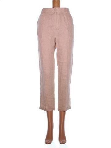 Pantalón mujer BENETTON 38 (M - T1) verano #1106796_1