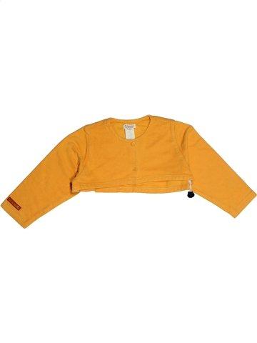 Chaleco niña CATIMINI naranja 3 años invierno #1114290_1