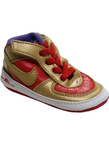 Chaussures bébé garçon NIKE marron 18 hiver #1115072_1