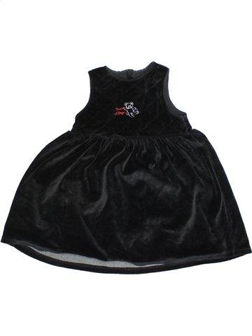 Vestido niña SUCRE D'ORGE negro 3 años invierno #1115196_1