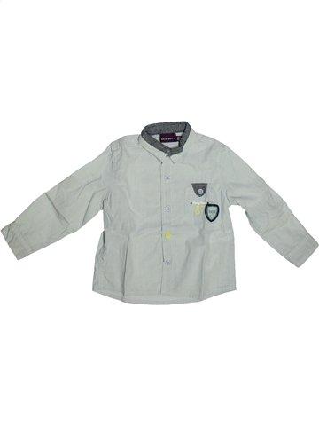 Camisa de manga larga niño SERGENT MAJOR gris 2 años invierno #1128140_1