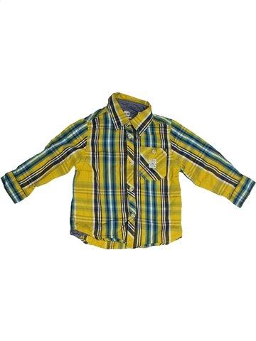 Camisa de manga larga niño TIMBERLAND marrón 2 años invierno #1128657_1