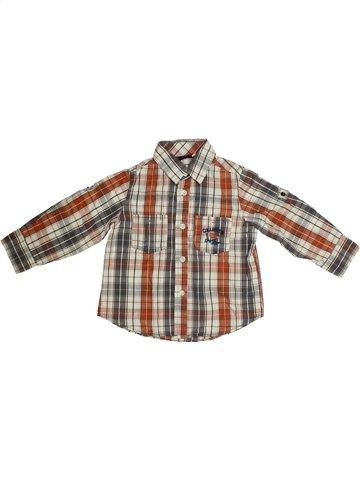 Camisa de manga larga niño SERGENT MAJOR marrón 3 años invierno #1134032_1