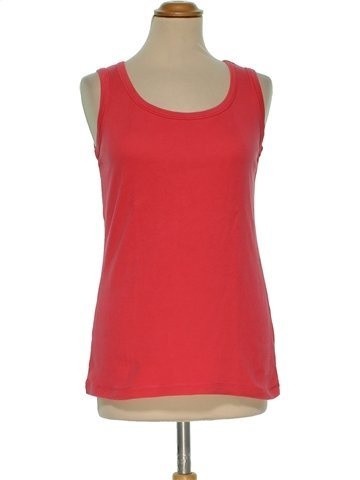 Camiseta sin mangas mujer DOMYOS S verano #1137093_1