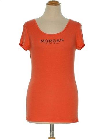Top manches courtes femme MORGAN S été #1138275_1