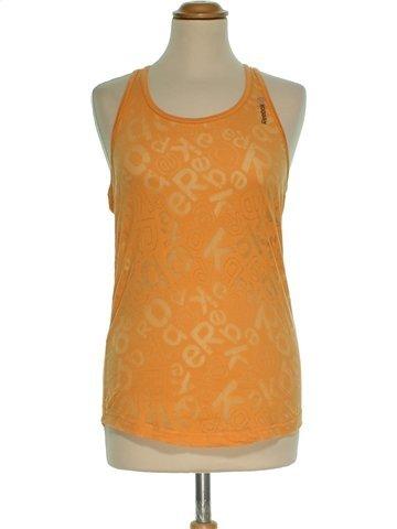 Camiseta sin mangas mujer REEBOK XS verano #1140234_1