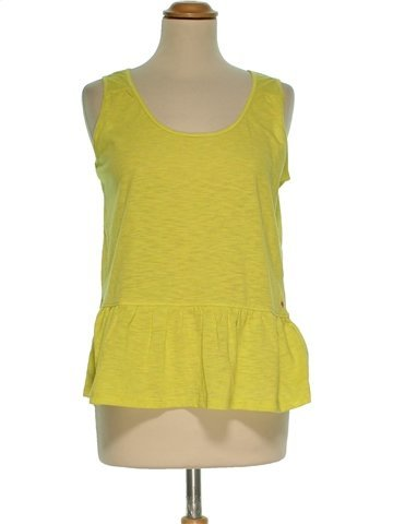 Camiseta sin mangas mujer ETAM M verano #1145384_1