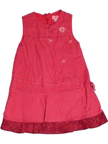 Vestido niña MARÈSE rosa 2 años invierno #1159302_1