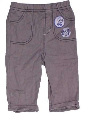 Pantalon garçon DISNEY violet 9 mois hiver #1165157_1