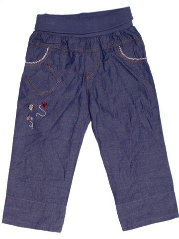 Pantalon fille CATIMINI violet 18 mois hiver #1165169_1