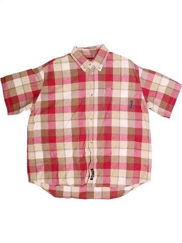 Camisa de manga corta niño TIMBERLAND rosa 10 años verano #1166768_1