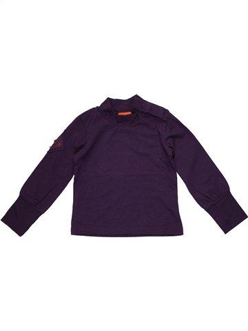 Camiseta de manga larga niña MARÈSE marrón 4 años invierno #1169235_1