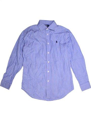 Camisa de manga larga niño RALPH LAUREN azul 14 años invierno #1174887_1