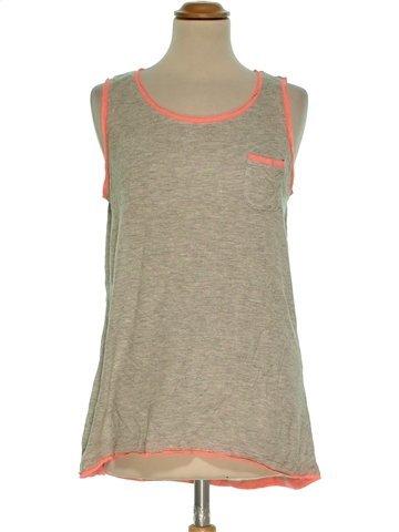Camiseta sin mangas mujer TISSAIA 42 (L - T2) verano #1175126_1