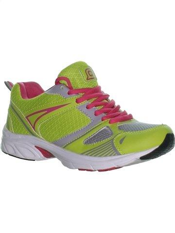 Zapatillas de deporte niña AUCHAN verde 39 verano #1176576_1