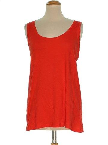 Camiseta sin mangas mujer MONOPRIX XL verano #1178384_1