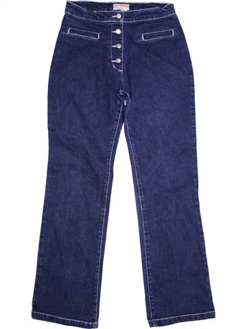 Pantalon fille CAPRICE DE FILLE bleu 14 ans hiver #1178463_1