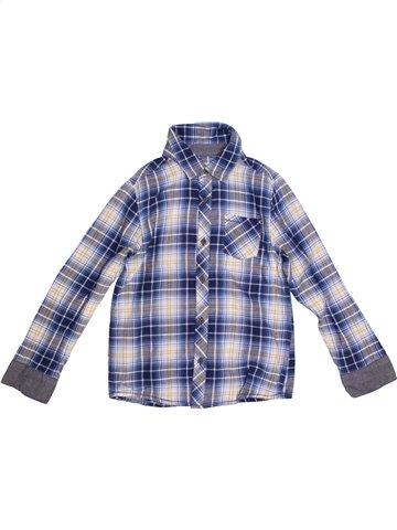 Chemise manches longues garçon YCC-214 gris 8 ans hiver #1179918_1