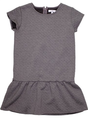 Robe fille TEX gris 12 ans hiver #1181117_1