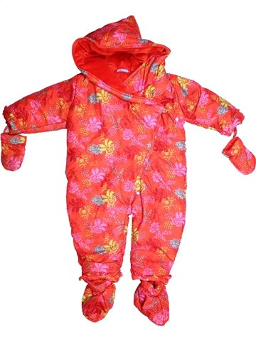 Mono-polar niña DPAM rosa 2 años invierno #1181537_1