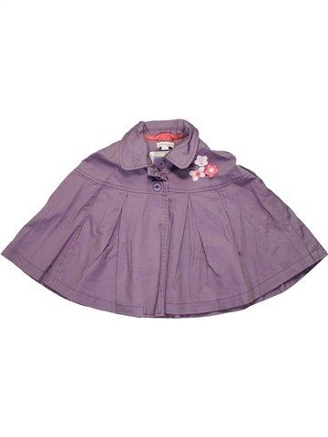Veste fille VERTBAUDET violet 3 ans été #1182886_1