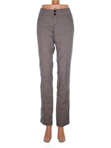 Pantalon femme BERSHKA 40 (M - T2) hiver #1183397_1