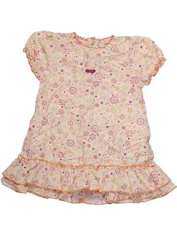 Vestido niña SUCRE D'ORGE blanco 2 años verano #1184393_1