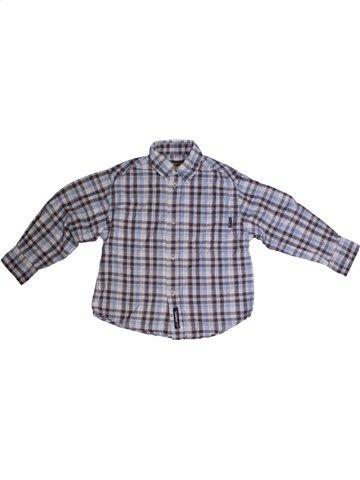 Camisa de manga larga niño TIMBERLAND gris 4 años invierno #1185282_1