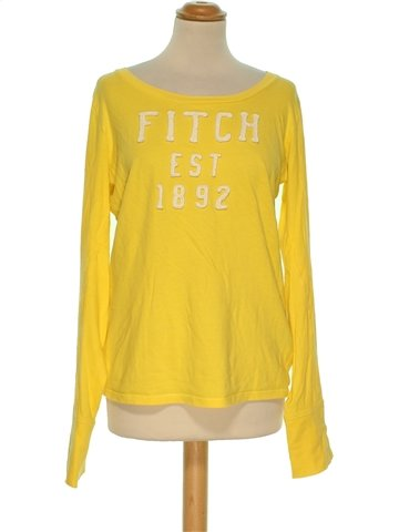 Top manches longues femme ABERCROMBIE & FITCH M hiver #1188671_1