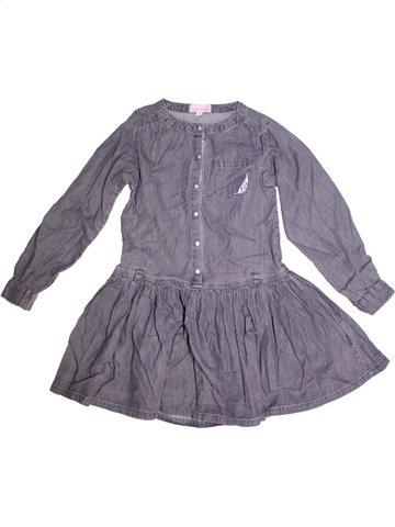 Vestido niña LISA ROSE gris 8 años invierno #1190191_1
