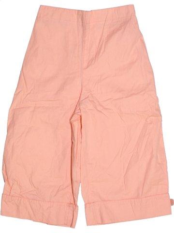 Pantalón corto niña ABSORBA rosa 5 años verano #1195291_1