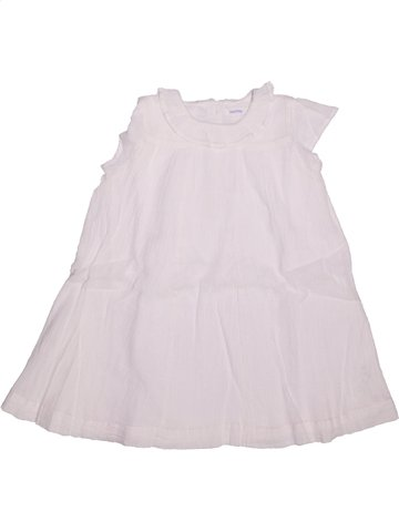 Vestido niña BOUT'CHOU blanco 2 años verano #1196913_1