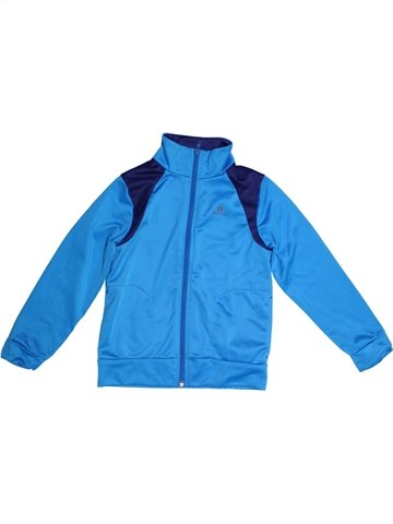 Sportswear unisexe DOMYOS bleu 8 ans hiver #1201545_1
