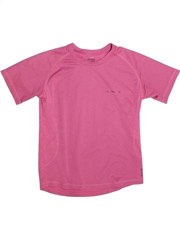 Sportswear fille QUECHUA rose 10 ans été #1214464_1