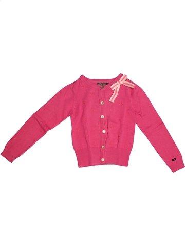 Chaleco niña JEAN BOURGET rosa 6 años invierno #1215395_1