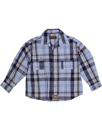 Camisa de manga larga niño TIMBERLAND azul 3 años invierno #1215441_1