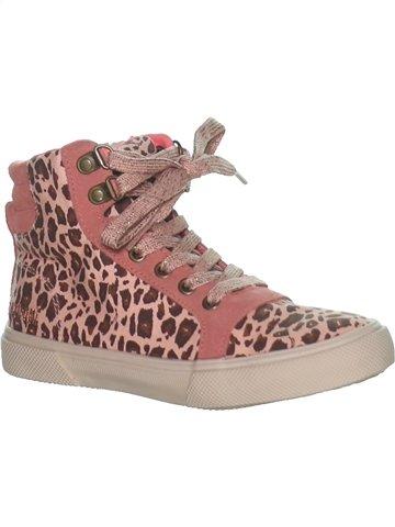 Zapatos con cordones niña CATIMINI marrón 31 verano #1215786_1