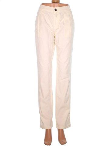 Pantalon femme BENETTON 38 (M - T1) été #1216486_1