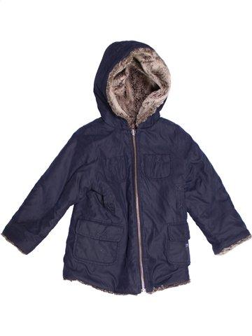 Abrigo niña LILI GAUFRETTE azul 2 años invierno #1216833_1