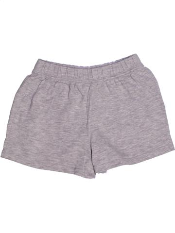 Short - Bermuda garçon VERTBAUDET gris 3 ans été #1217189_1